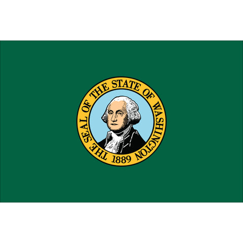 Washington State Flag Outdoor Nylon