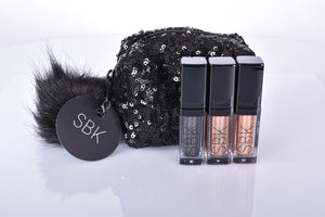 SBK GIFT SET LIQUID EYE SHIMMER