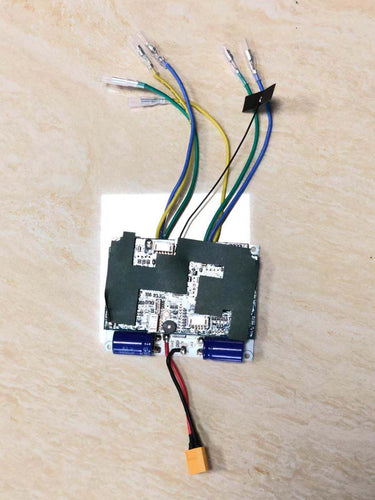 Panther board ESC high speed