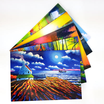Living The Dream - Greeting Card Collection