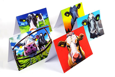 New!!! eoin o connor animal greeting cards