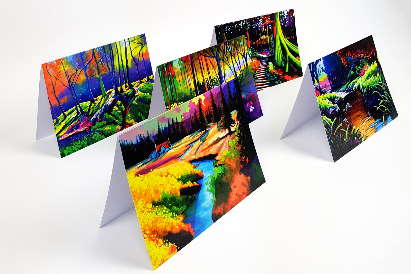 New!!! eoin o connor Landscape greeting cards