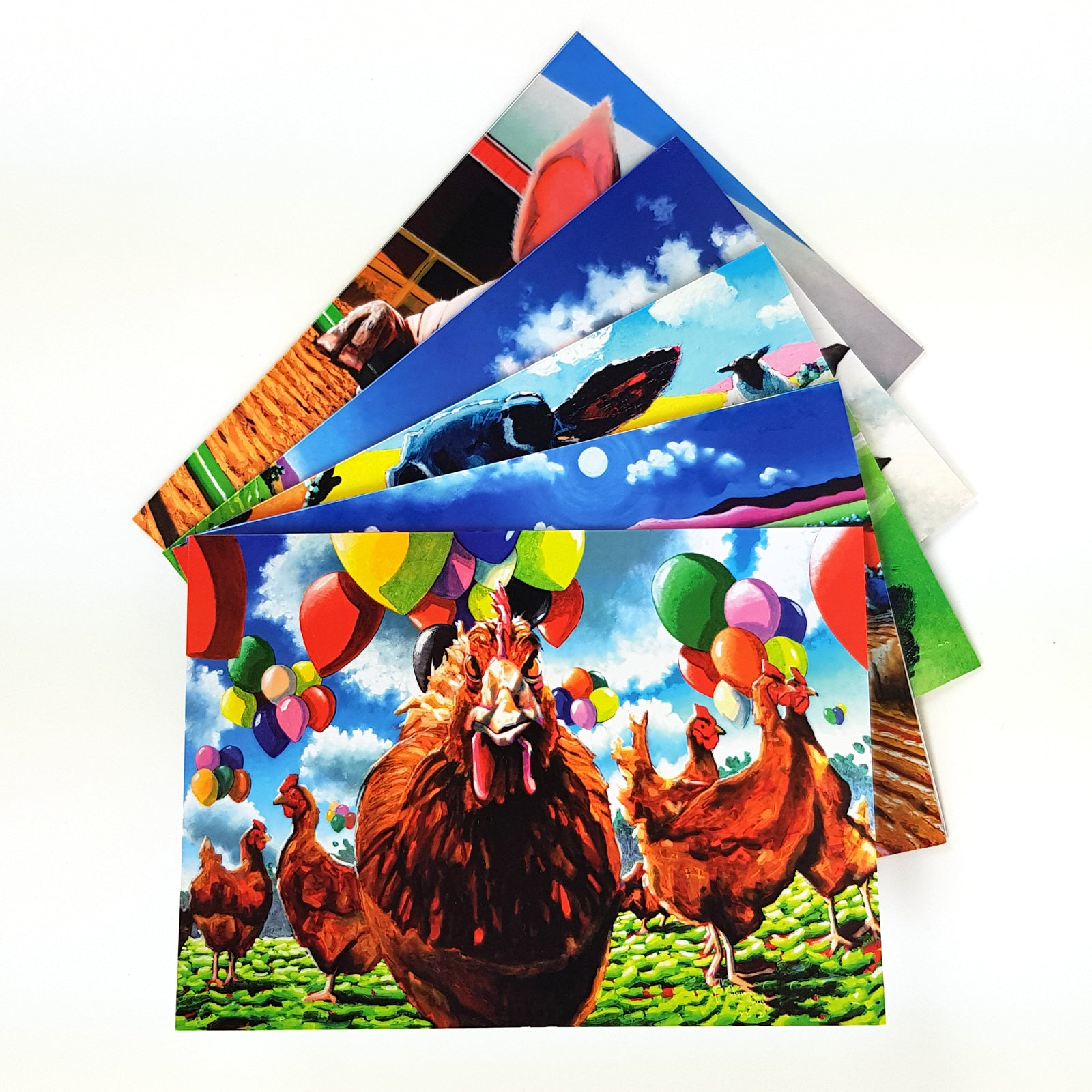 Farm Life - Greeting Card Collection
