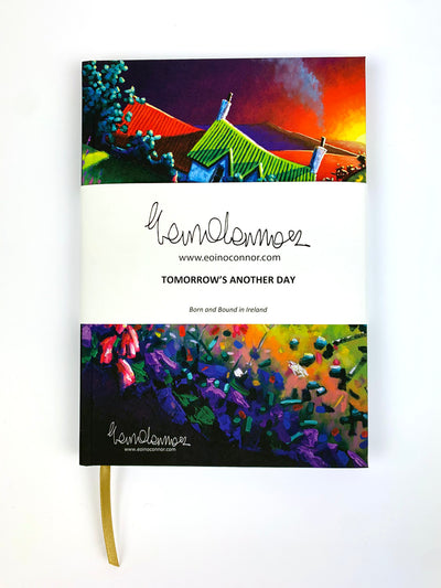 'Tomorrows Another Day' A5 Notebook