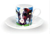 eoin o connor cafe range Set 4 Espresso Cups Party Pack