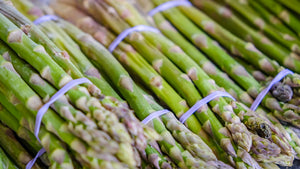 Asparagus from East Lothian Farm Shop