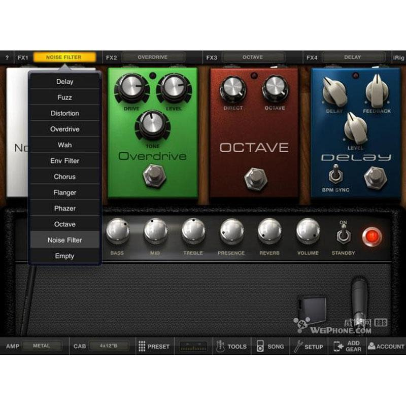 Guitar Interface Converter