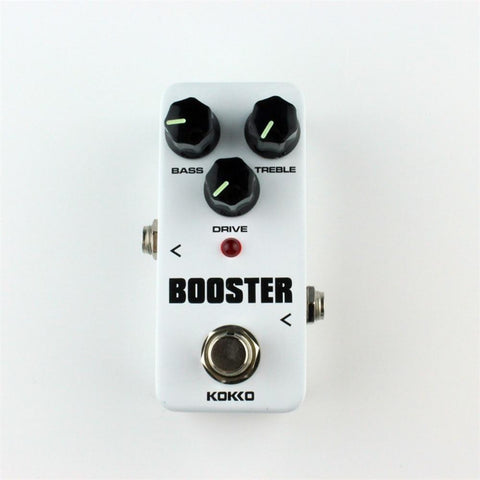 Overdrive Guitar Effect Pedal With Tube Effect