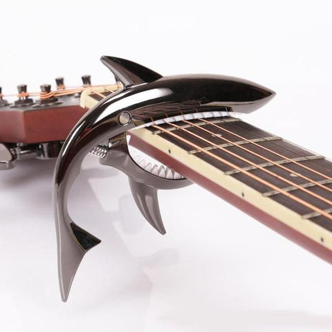 Shark Guitar Capo