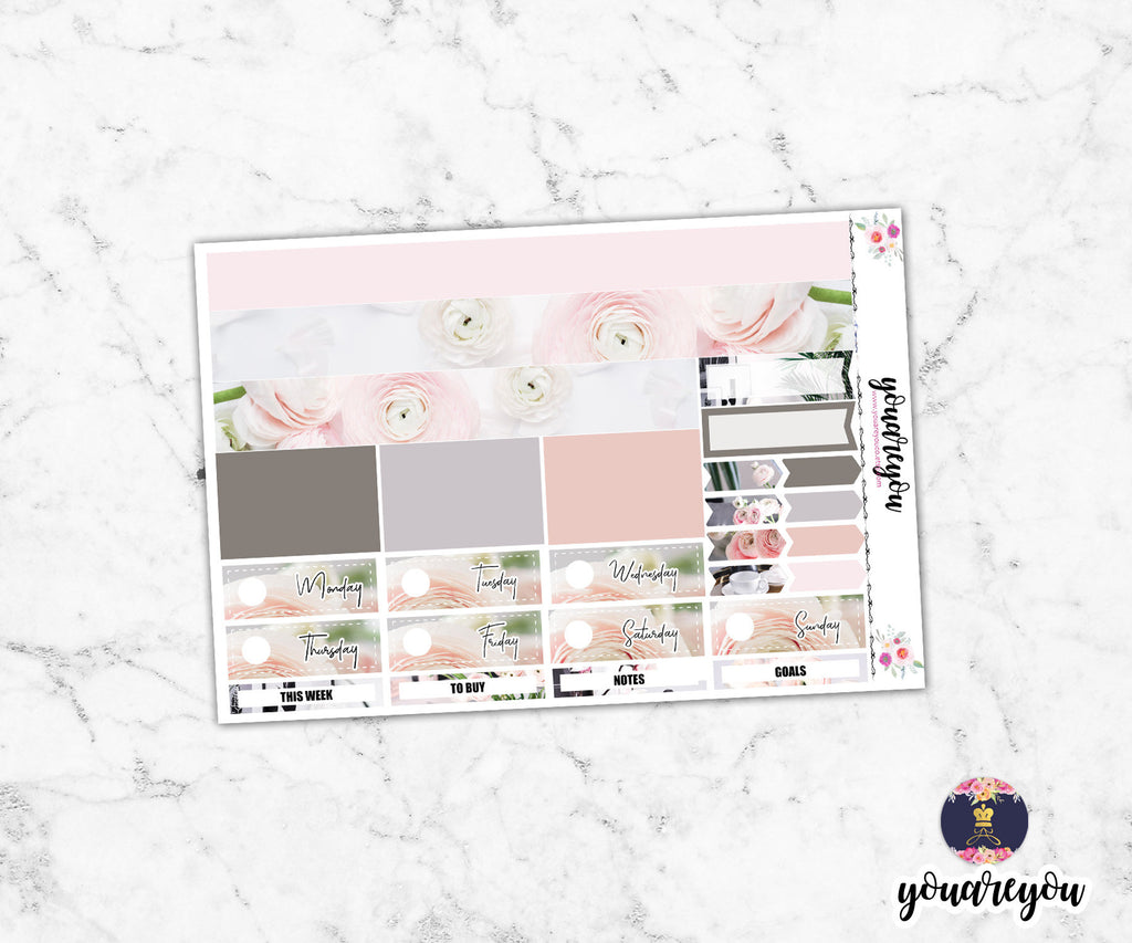 ... My Space Planner Stickers Full Kit Vertical