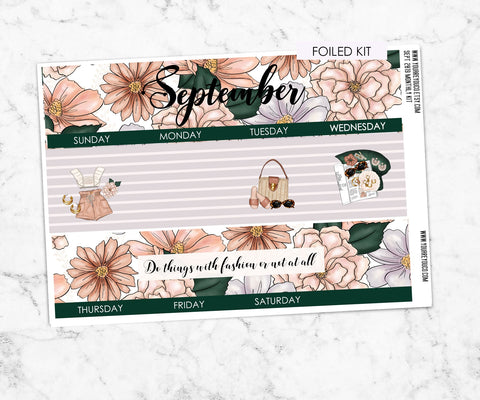 FOIL September 2019 Monthly Kit