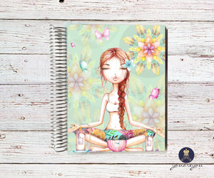 Yoga Planner Cover