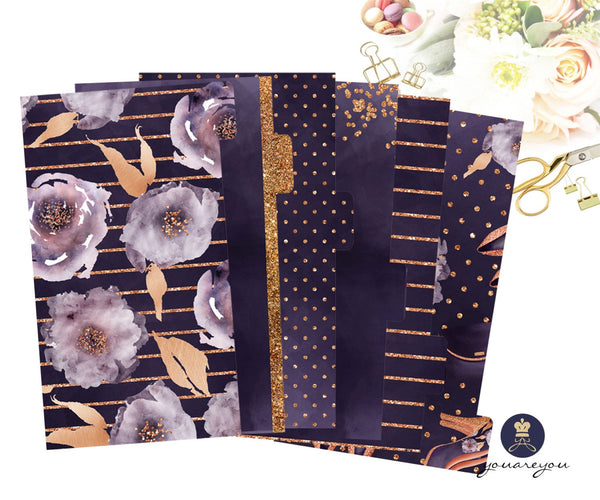 Enchanted Beauty Planner Dividers