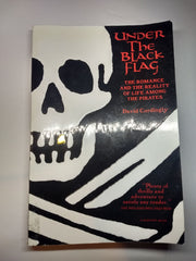 Under The Black Flag, Pirate Book romance and reality of life under pirates