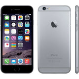 Refurbished Apple iPhone 6 16GB, Silver - Unlocked GSM -  FREE SHIPPING - VegasheatX