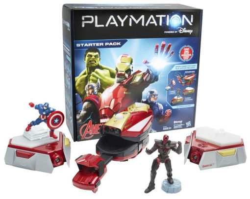 special, Playmation starter pack, avengers, marvel action toys