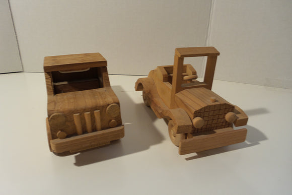 Special,collectables wooden models,car,truck, hand made FR S&H - VegasheatX