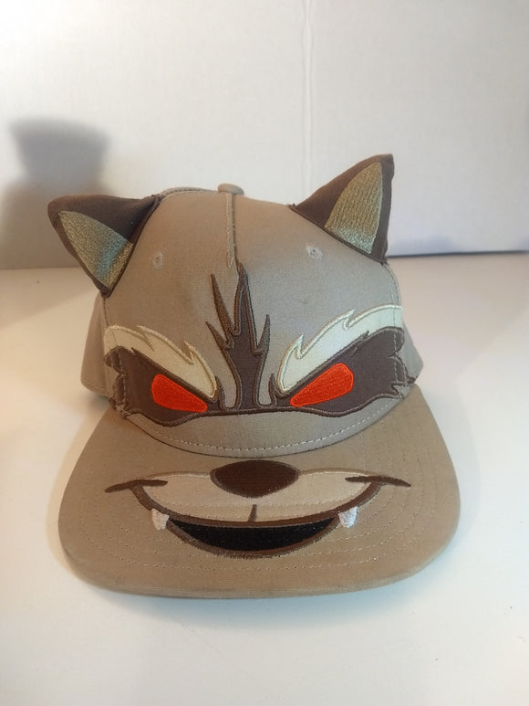 special, Marvel Rocket Raccoon cap