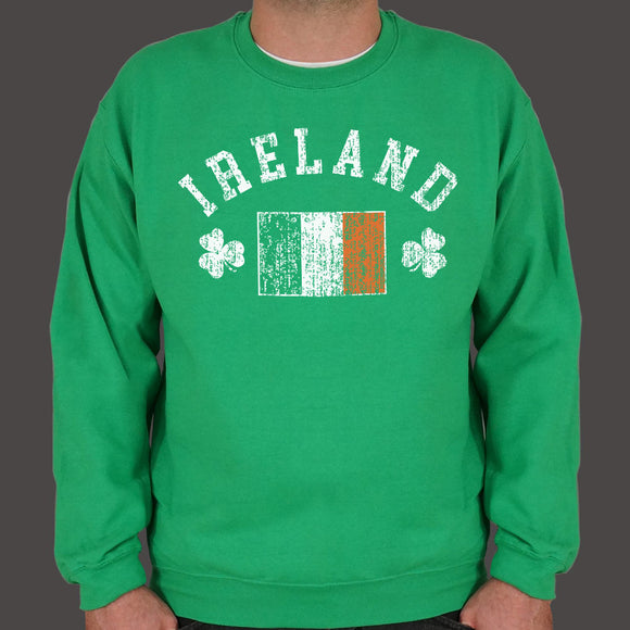Ireland Sweater (Mens) - VegasheatX