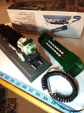 special,collectables, Cresent Train 1925 Telephone,In Box, early 1990, vintage FREE S&H - VegasheatX