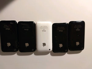 Lot 5 apple Iphones A1303 3GS Non Working. - VegasheatX