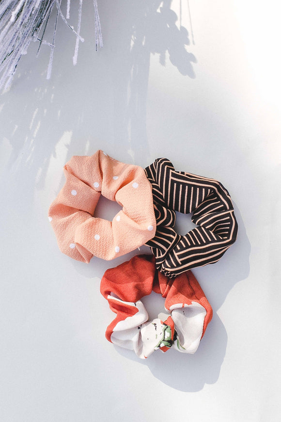 Sisters Scrunchie Set