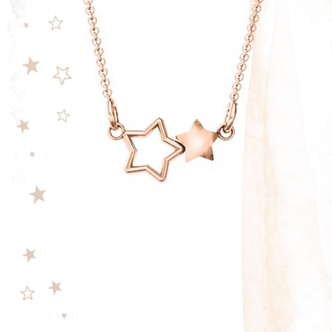 Stars In Your Eyes Necklace