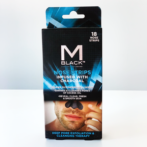 Deep Pore Nose Strips (Infused with Charcoal)