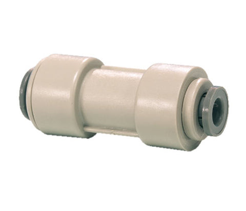 "John Guest Reducing Straight Connector - 1/2"" x 3/8"" - Bag 10"