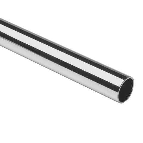 "Washout Tube Stainless Steel 1/2"" x 3m"