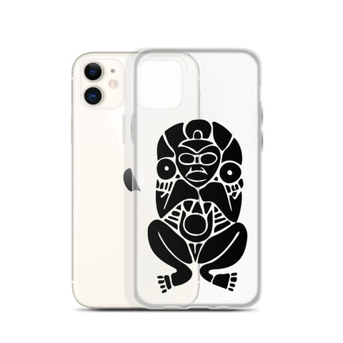 Daso Atabey Ying Yang iPhone Case Accessory