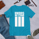 UNIDOS WE STAND Short-Sleeve Unisex T-Shirt