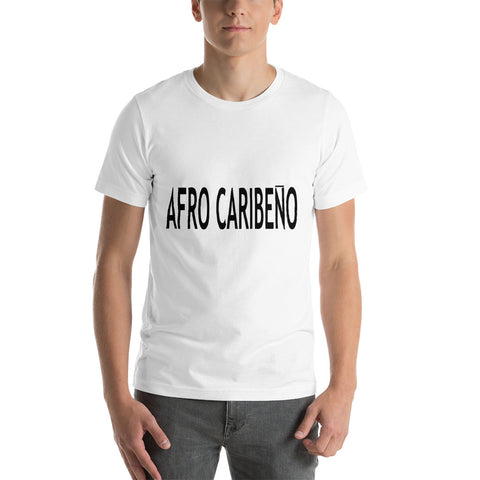 Afro Caribeno Men Fitted Tee
