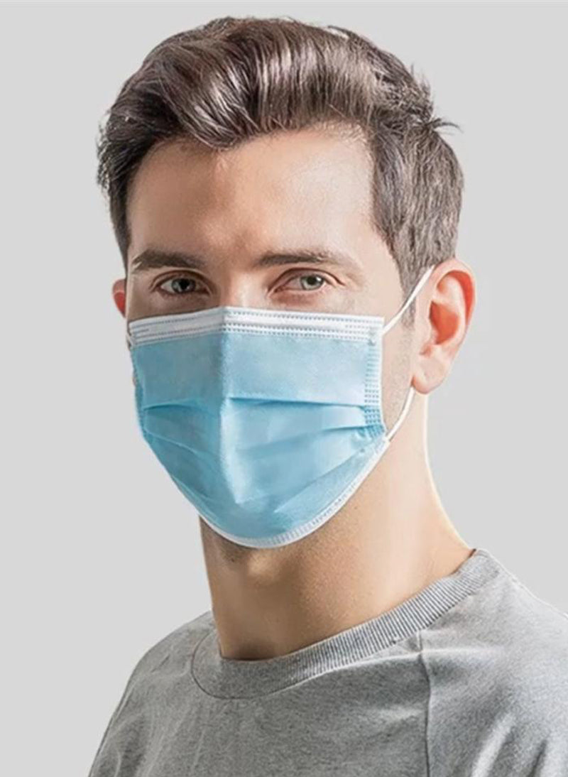 Ear Loop 3-PLY Disposable Face Mask