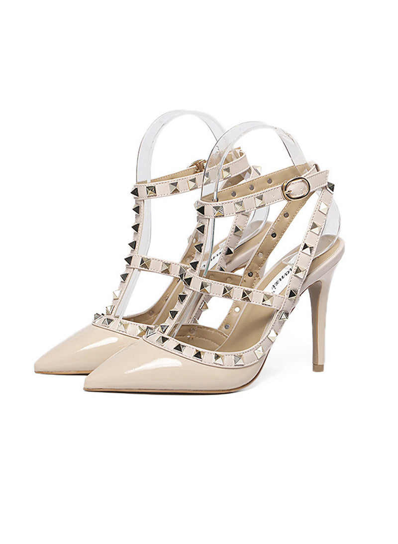 Princess Mary Timeless Strappy Rockstud Heels