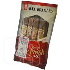 Alec Bradley Toro Fresh Pack, 4-Cigar Sampler