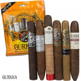 Gurkha Toro Super Fresh Pack 6-Cigar Sampler