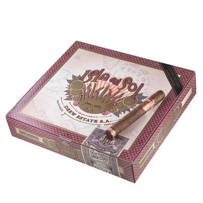Isla Del Sol Gran Corona 5 x 44 - Natural - Box of 20