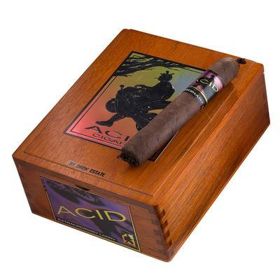 Acid Extra Ordinary Larry 6 x 60 - Maduro - Box of 10