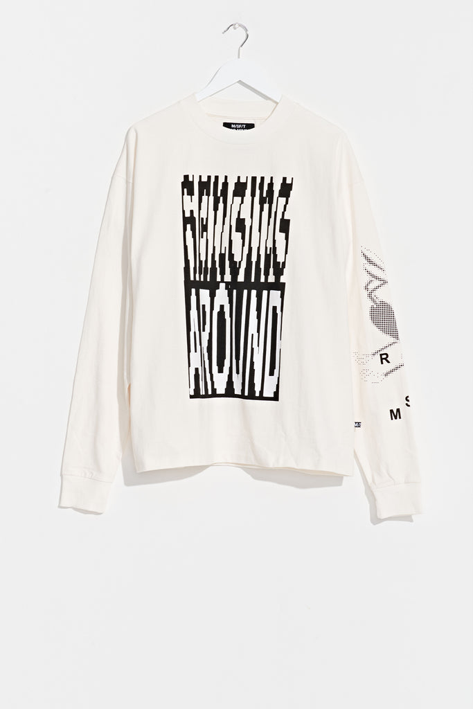 Hanging Heavyweight LS Tee