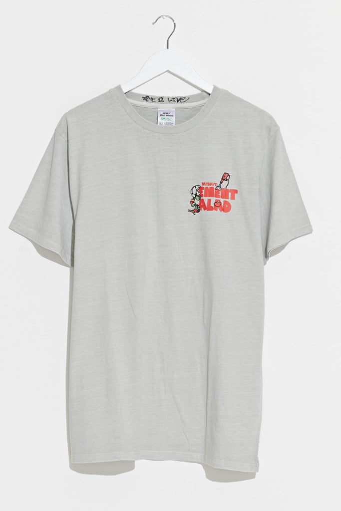 Cement Salad SS Tee