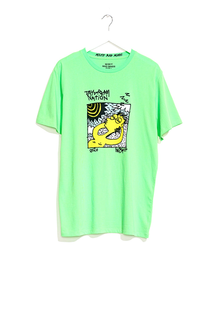 Nation Island SS Tee, Misfit Shapes