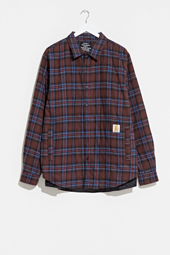 Officially Oak Overshirt - Misfit Shapes