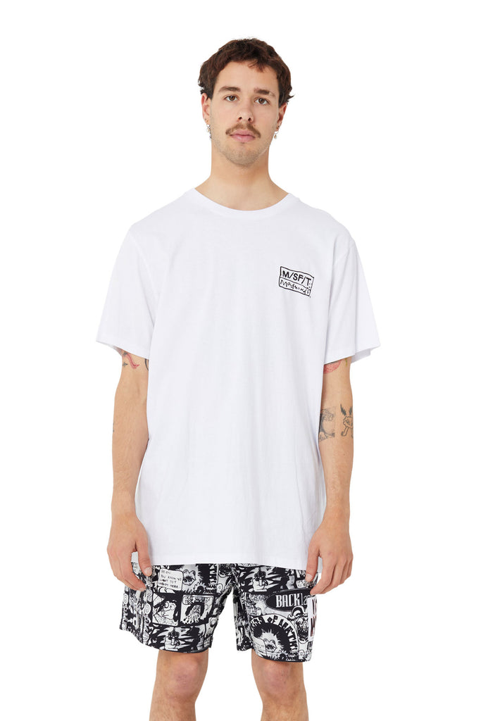 Candle Whip SS Tee