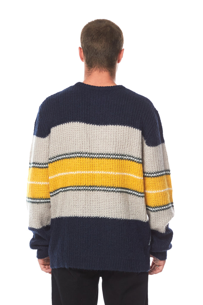 Sunshine Of Your Lobe Knit, Misfit Shapes