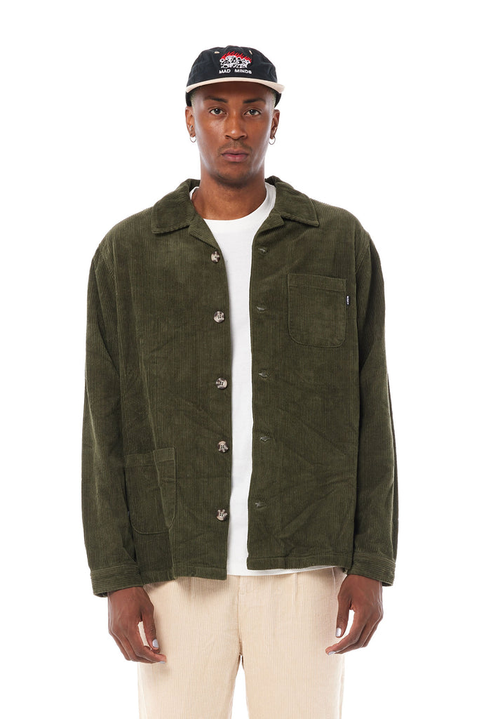 Cheree LS Overshirt