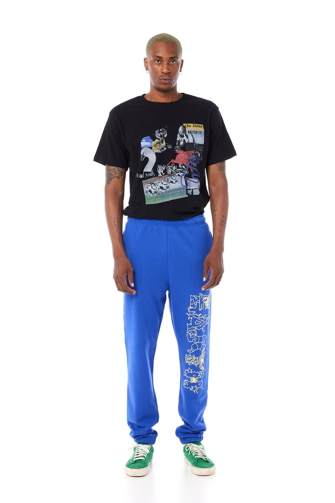 Earthly Mortals 50/50 Trackpant