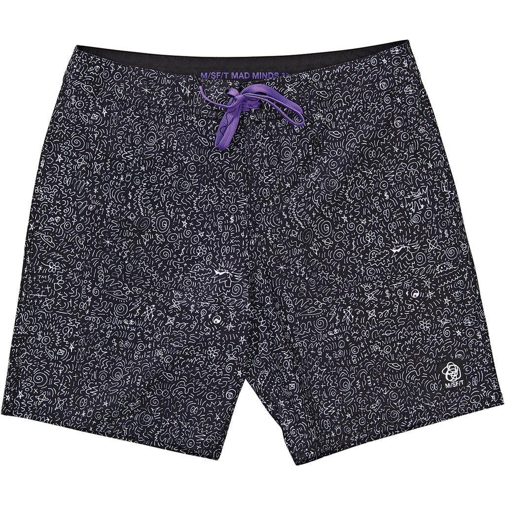 VIDEOTHEQUE BOARDSHORT