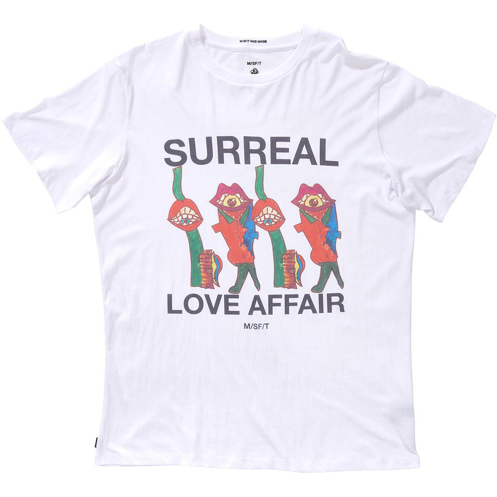 Surrealism SS Tee - Misfit Shapes
