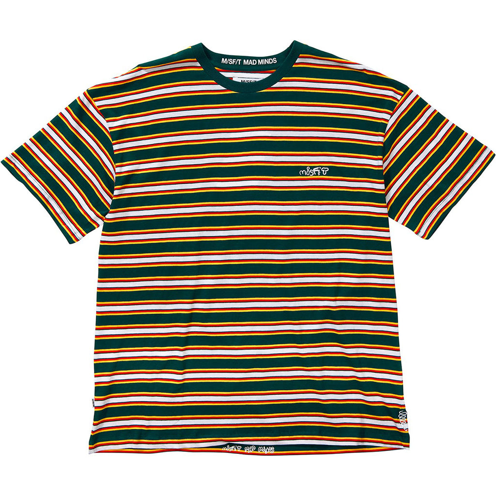 WELLS SS TEE, Misfit Shapes